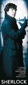 SHERLOCK - Solo Poster, Art Print