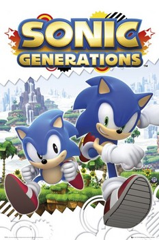 SONIC GENERATIONS posters | art prints
