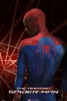 SPIDER-MAN AMAZING - back posters | art prints