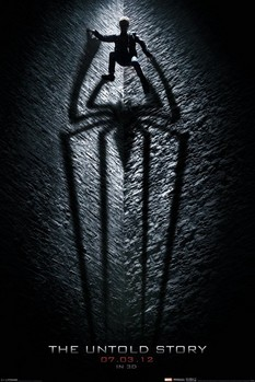 SPIDER-MAN AMAZING - teaser posters | art prints
