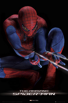 SPIDERMAN AMAZING - teaser posters | art prints
