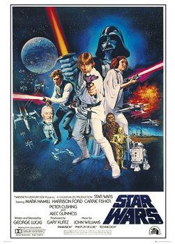 STAR WARS - A New Hope Poster, Art Print