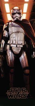 Star Wars Episode VII: The Force Awakens - Captain Phasma Poster, Art Print