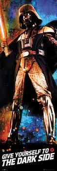 STAR WARS - Vader Poster, Art Print