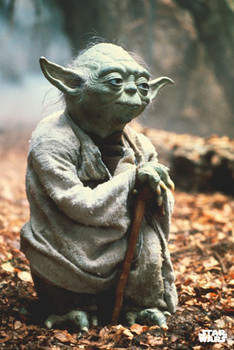 STAR WARS - Yoda posters | art prints