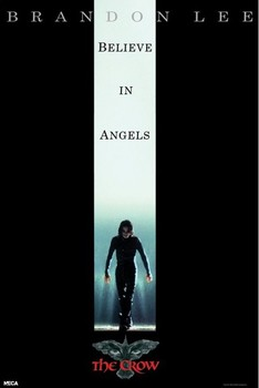 THE CROW - believe in angels posters | art prints