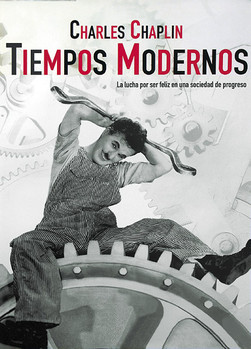 TIEMPOS MODERNOS - charlie chaplin posters | art prints
