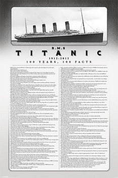 TITANIC - 100 years posters | art prints