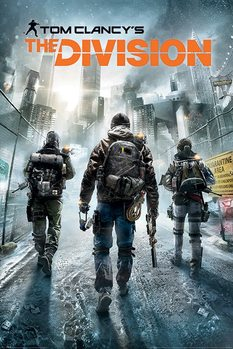 Tom Clancy's The Division – New York Poster, Art Print