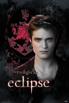 TWILIGHT ECLIPSE - edward crest posters | art prints