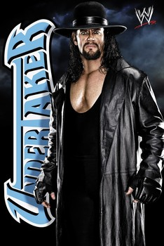 WWE - undertaker 09 posters | art prints