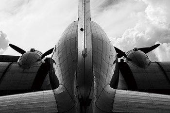 Obraz Plane - Backside