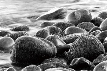 Obraz Sea - Grey Stones