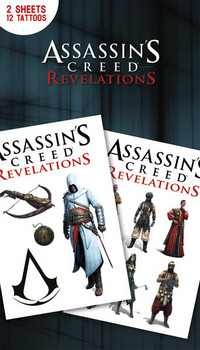 Tatuaż Assassin's Creed Relevations