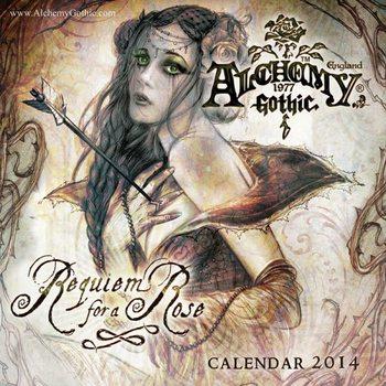Calendar 2014 - ALCHEMY Kalendarz