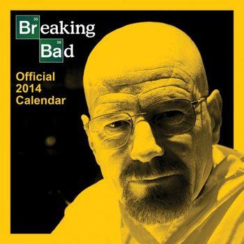 Calendar 2014 - BREAKING BAD Kalendarz