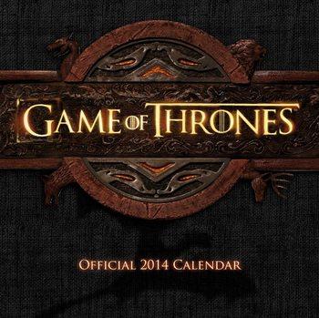 Calendar 2014 – GAME OF THRONES Kalendarz