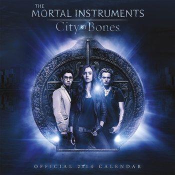 Calendar 2014 - MORTAL INSTRUMENTS Kalendarz