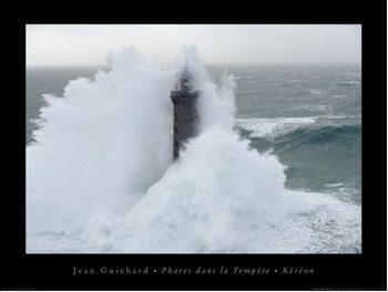 Jean Guichard - Phares Dans La Tempête, Kéreon láminas | fotos