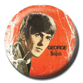 Odznaka BEATLES - George