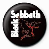 Odznaka BLACK SABBATH - Lucifer