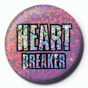 Odznaka HEART BREAKER