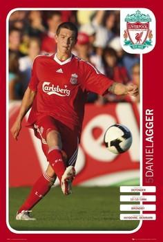 Plakat Liverpool - agger 08/09