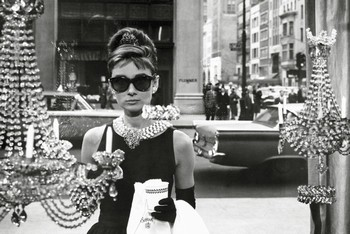 Audrey Hepburn - window pósters | láminas | fotos