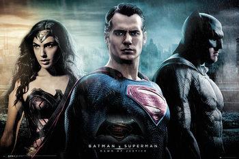 Batman v Superman: Dawn of Justice - City pósters   láminas   fotos