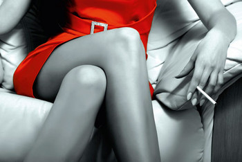 LADY IN RED pósters | láminas | fotos