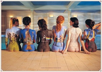 PINK FLOYD - back catalogue pósters | láminas | fotos
