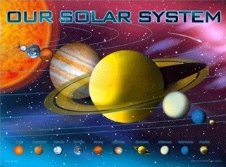 SOLAR SYSTEM posters | photos | images | pictures
