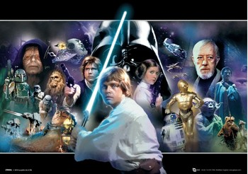 STAR WARS - cast posters | photos | images | pictures