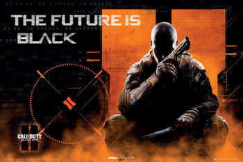 CALL OF DUTY BLACK OPS II - landscape posters | art prints