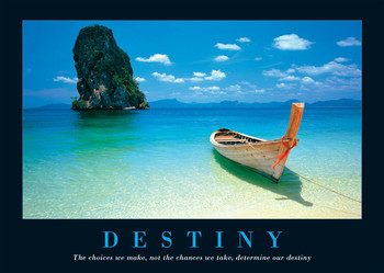 Destiny - phuket Poster, Art Print
