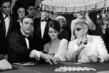 James Bond 007 - lady luck Poster, Art Print