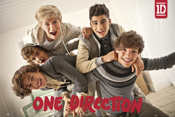 ONE DIRECTION - bundle posters | art prints