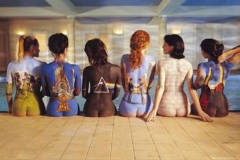Pink Floyd - back catalogue Poster, Art Print