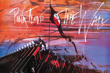 Pink Floyd: The Wall - Hammers Poster, Art Print