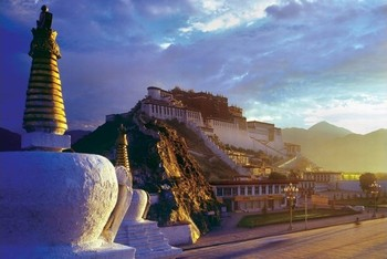 POTALA PALACE posters | art prints