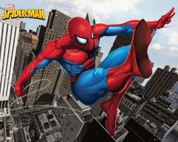 SPIDER-MAN - city posters | art prints
