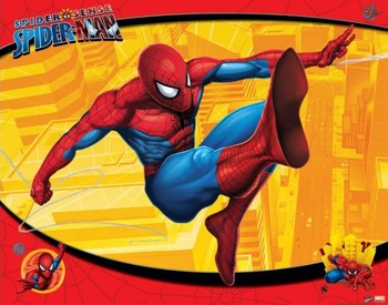 SPIDER-MAN - kick posters | art prints