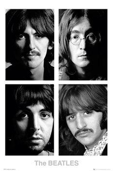 The Beatles - White album Poster, Art Print