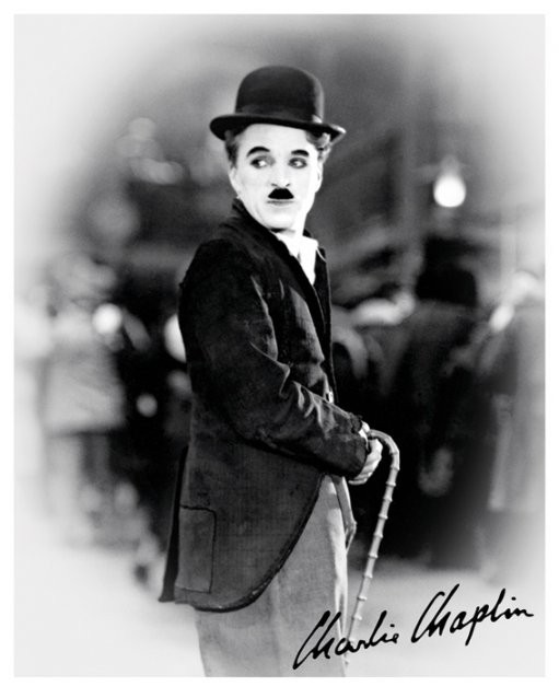 Charlie Chaplin  11893
