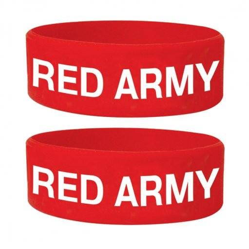 RED ARMY Bransoletka