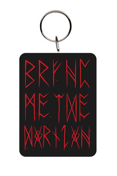 Bring Me The Horizon - Logo Red Breloczek