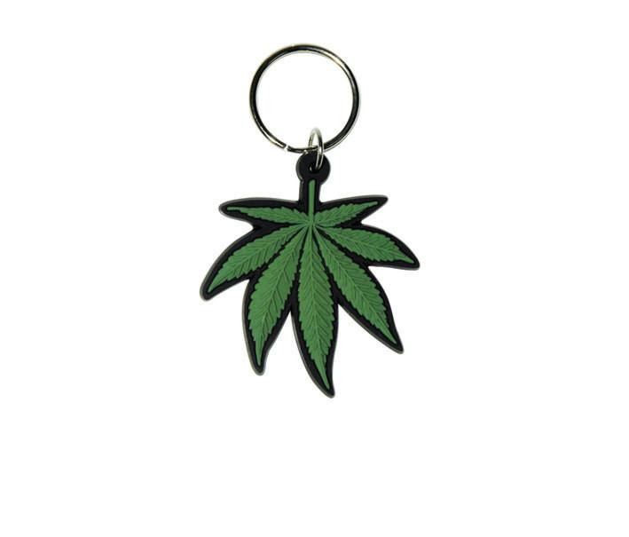 CANNABIS - Leaf Breloczek