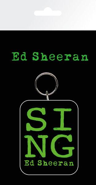 Ed Sheeran - Green Breloczek