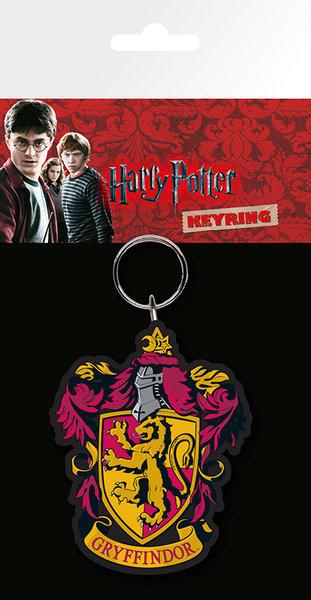 Harry Potter - Gryffindor Herb Breloczek