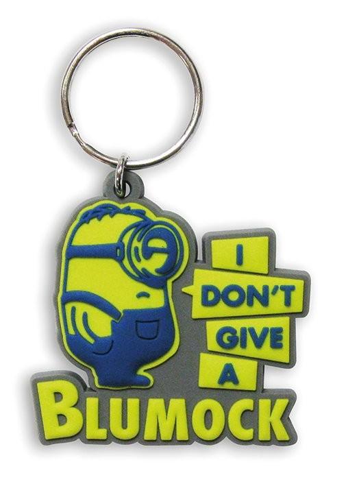 Minionki (Despicable Me) - Blumock Breloczek